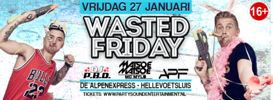 27janwasted